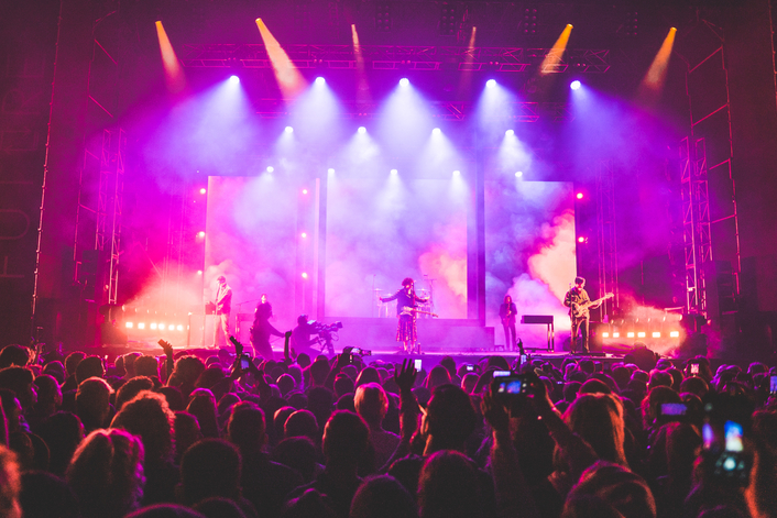 Blackmagic Design Cameras and Switcher Powers South Africa's Rocking the Daisies