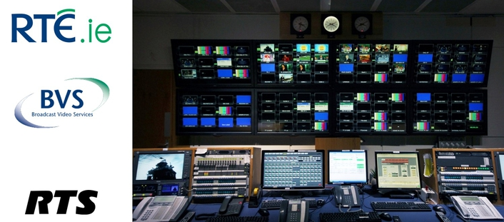 Broadcast Video Services selects RTS Adam digital matrix for Irish national broadcaster RTÉ