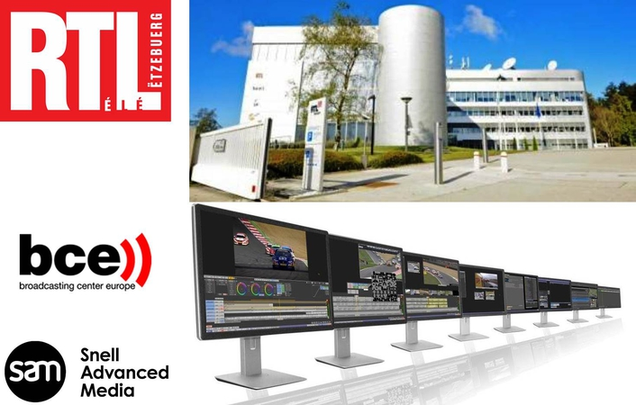 BCE purchases SAM's Enterprise sQ for new RTL Télé Lëtzebuerg facility in Luxembourg