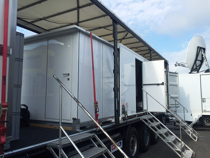 Lawo drives remote TV production with F1