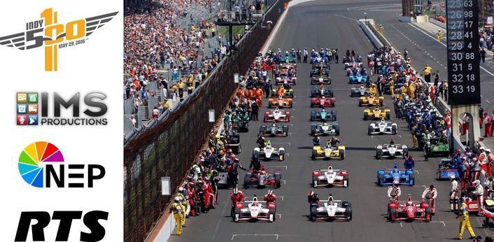 Let's Go Racing – the 100th running of the Indianapolis 500 with RTS!