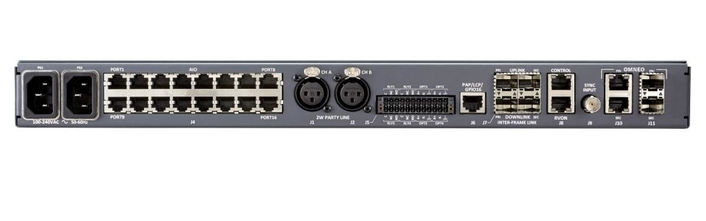 Introducing the ODIN OMNEO digital intercom matrix from RTS
