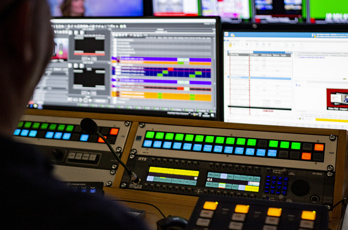 Portugal's first private television station moves to all-IP solution with RTS intercoms