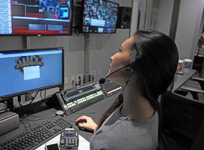 TMZ upgrades video production intercoms with RTS ROAMEO wireless