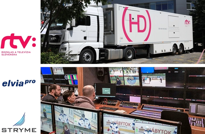 STRYME boosts RTVS OB-Van productions with Mobile Video Content Transfer