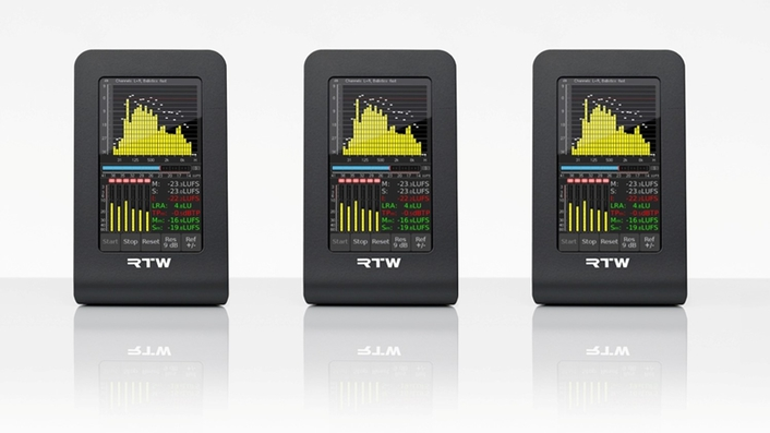 RTW'S BRAND NEW MM3 MUSICMETER NOW SHIPPING