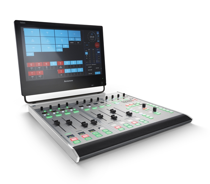 Lawo Debuts New Ruby Radio Console At IBC