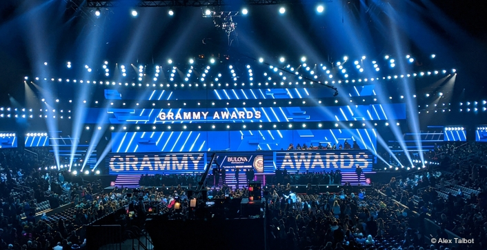 2020 Grammy Awards Marks First Major Telecast With Large-Scale Deployment of Claypaky Xtylos Fixtures