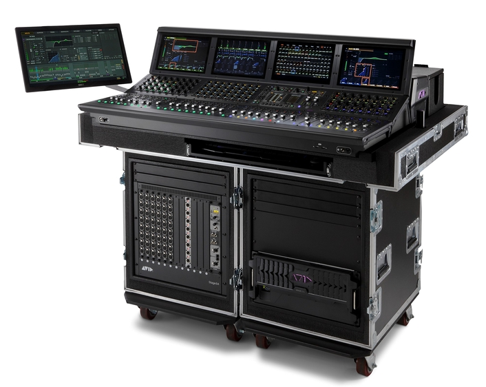 Subfrantic Adds the Powerful Avid VENUE | S6L Live Sound Console to its Line-Up
