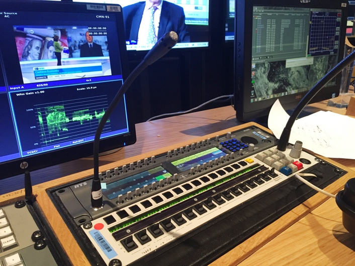 SABC selects RTS intercoms for studio complex upgrade in Johannesburg