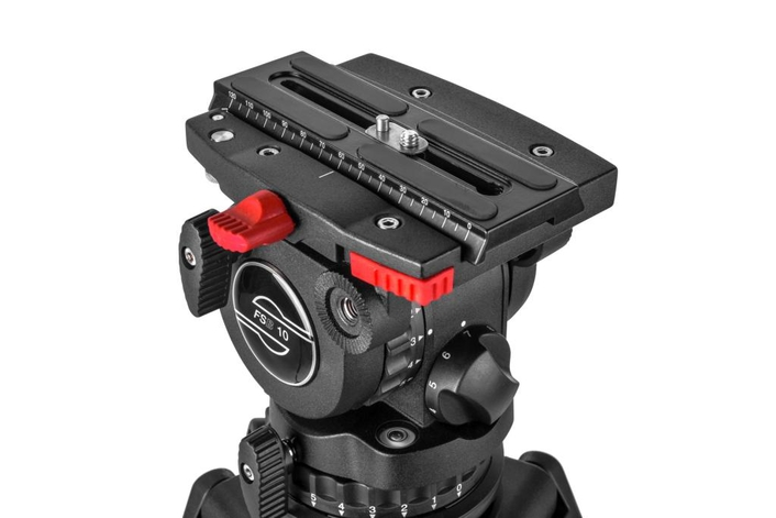 SACHTLER EXTENDS THE FSB LINE WITH NEW 100 MM  ENTRY LEVEL FLUID HEAD