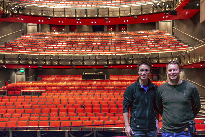 Sadler's Wells Theatre in London has adopted Riedel's Bolero to ensure reliable and flexible comms across the 10,000-square-meter building and the adjacent Lilian Baylis Studio.