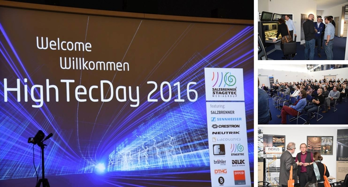 HighTecDay Now an Essential Industry Event