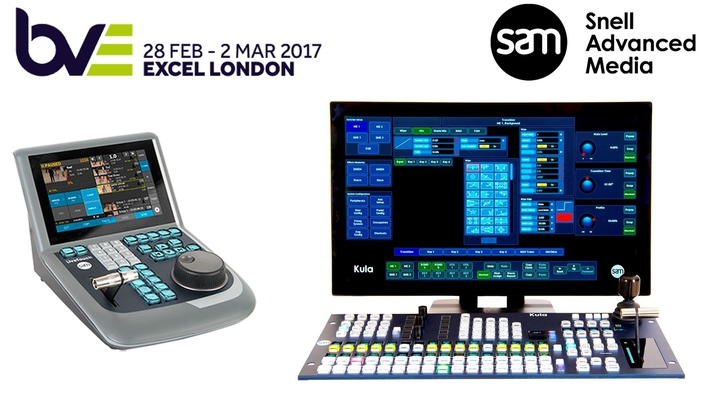 Snell Advanced Media at BVE2017