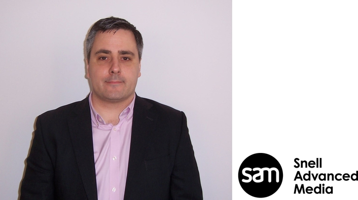 Snell Advanced Media welcomes Phil Myers as IP Product Manager