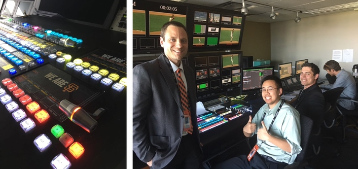 EVS' live video switcher chosen by MLB team to centralize all video board operations