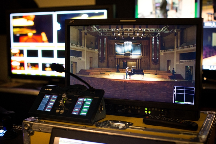 VRT LiveIP performs the world's first full IP remote broadcast production using open standards