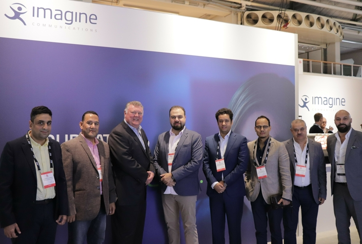 Saudi Broadcasting Authority Selects Imagine Communications to Deliver Integrated Multichannel Networking and Playout Solution