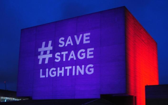 #SaveStageLighting