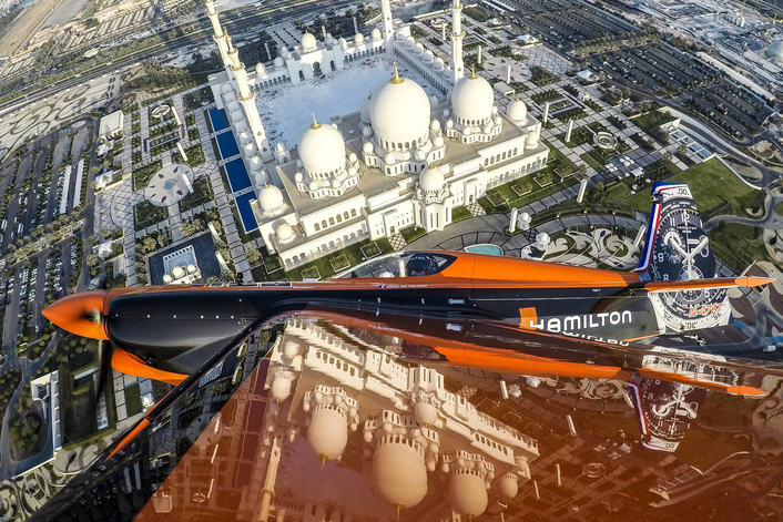 Red Bull Air Race lands in Abu Dhabi for 2018 season opener