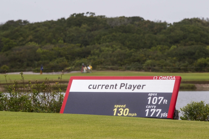 OMEGA'S HIGH-TECH TIMEKEEPING IN  OLYMPIC GAMES GOLF