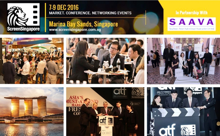 PROMINENT LUMINARIES IN GLOBAL FILM INDUSTRY TO PRESENT AT SCREENSINGAPORE