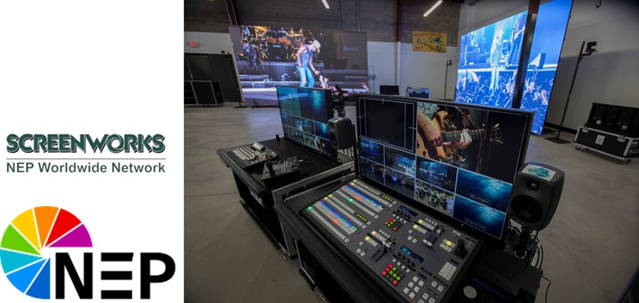 SCREENWORKS ANNOUNCES NEW NASHVILLE FACILITY TO SUPPORT LOCAL AND TOURING EVENTS