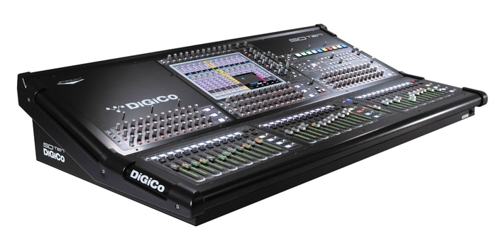 Industry Pioneers L-Acoustics and DiGiCo combine forces to integrate L-ISA controls into industry standard mixing consoles