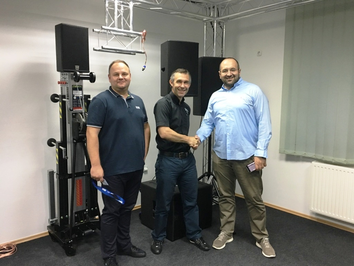 SD SISTEMI TAKES ON MARTIN AUDIO DISTRIBUTION IN BOSNIA AND HERZEGOVINA