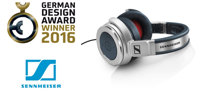 Sennheiser products honored at German Design Awards