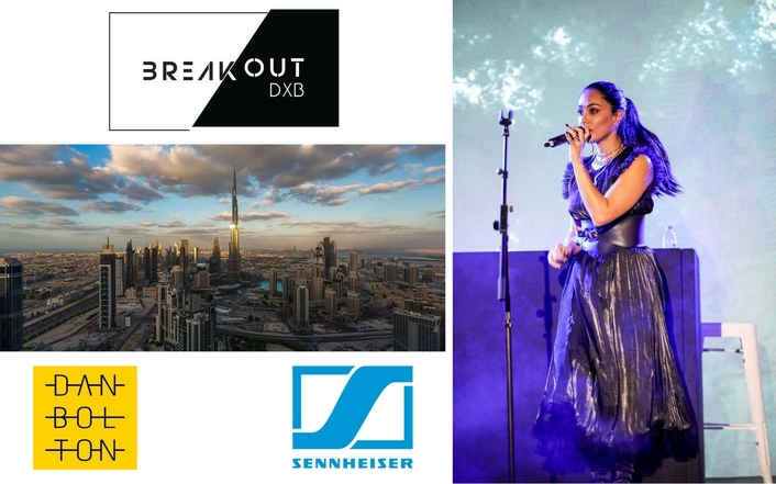 Sennheiser Confident in 2021 Uptick for Middle East Live Events Industry After Success of Breakout DXB