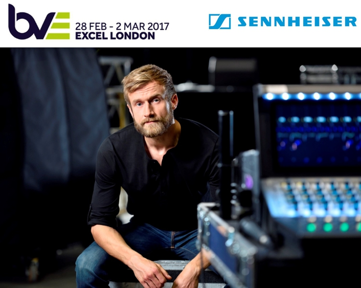 SENNHEISER SHOWS EXCITING NEW PRODUCTS AT BVE2017