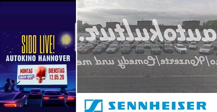 """Autokultur"" with Sido and Sennheiser"