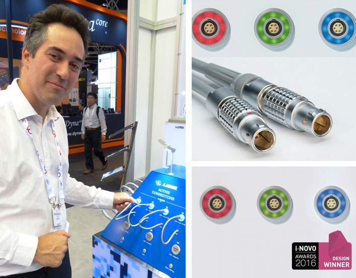 Lemo Presenting Harsh Environment Connectors and Cables at IBC2016