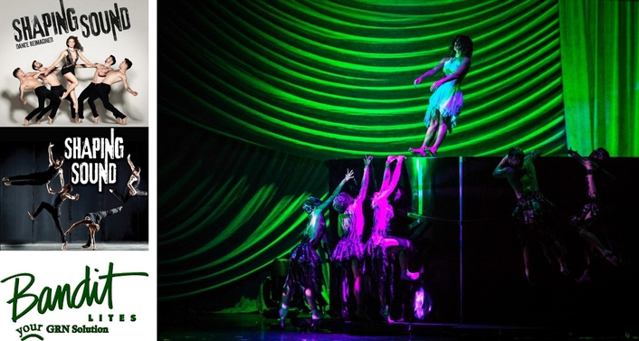 SHAPING SOUND CONTINUES TO DAZZLE WITH BANDIT LITES