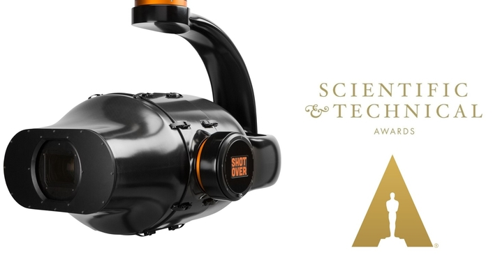 SHOTOVER K1 Creators to Receive 2018 Scientific and Engineering Academy Award®