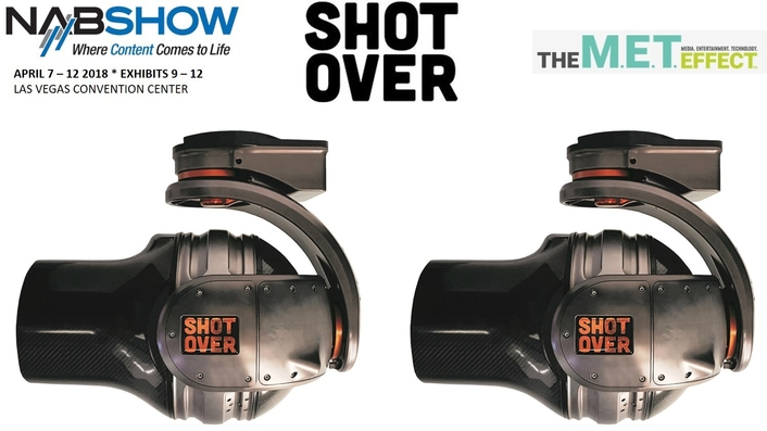 The Future of Broadcast: SHOTOVER Debuts the Industry's Most Versatile Lightweight Aerial Camera System - The SHOTOVER M1