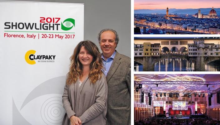 Claypaky looks forward to hosting Showlight 2017