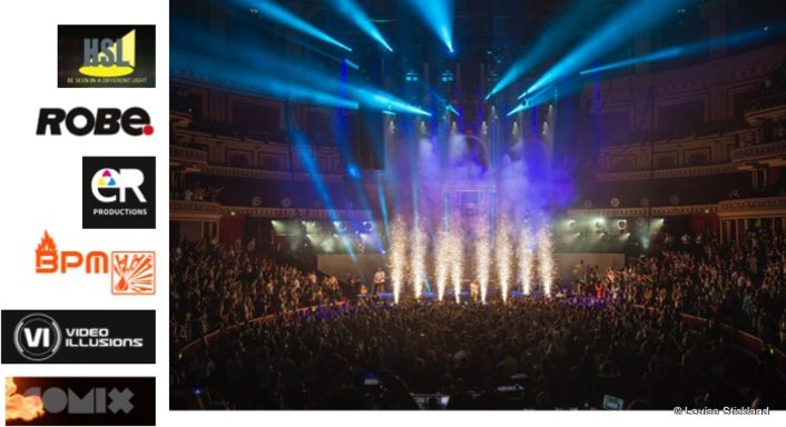 Celebrating Life with Sigma  at the Royal Albert Hall