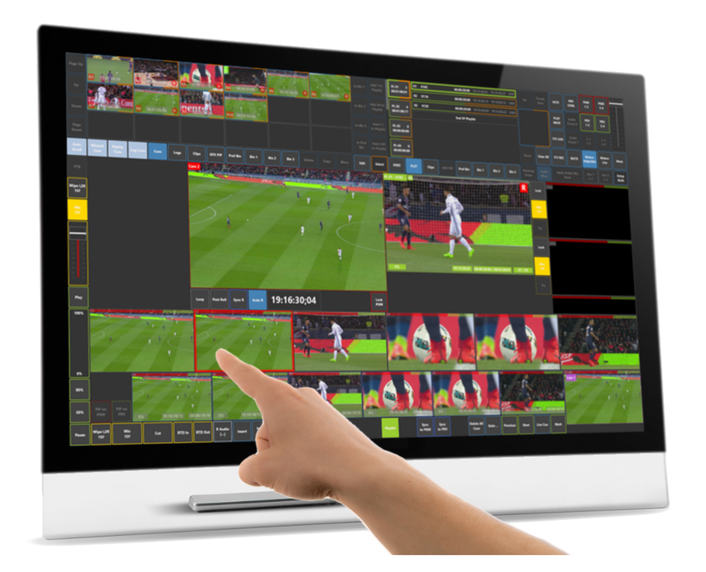 Kick-off with sports live production in Cologne