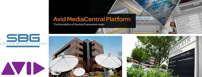 Innovative commercial approach and unique technology deployment model – made possible by Avid Everywhere – helps Sinclair cost-effectively keep its news operations at the forefront of technology for the next decade