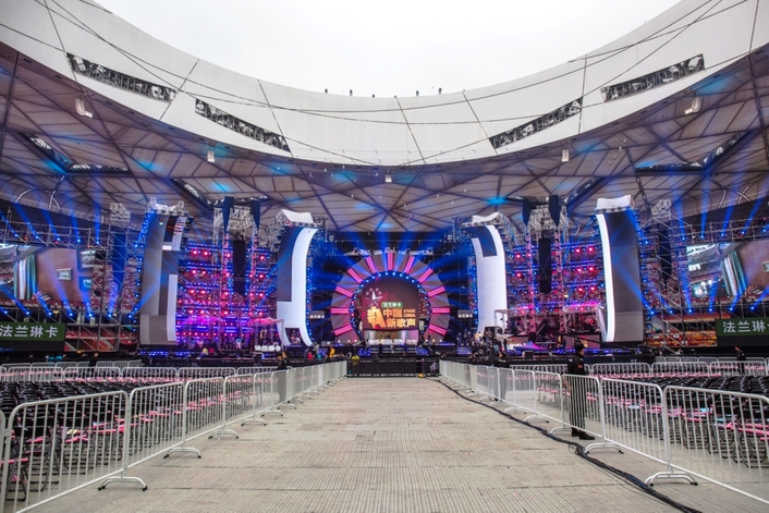 L-Acoustics delivers perfect coverage for Sing China Final