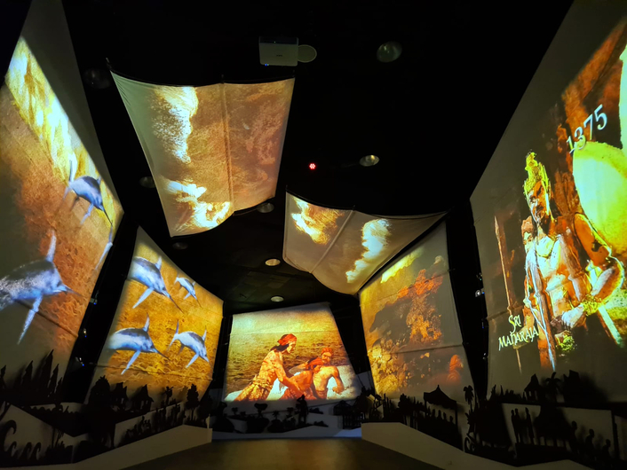AV Stumpfl's PIXERA Facilitates Step Back in Time at Singapore Discovery Centre