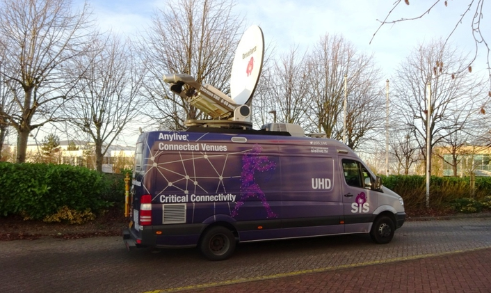 SIS LIVE selected for UK election coverage