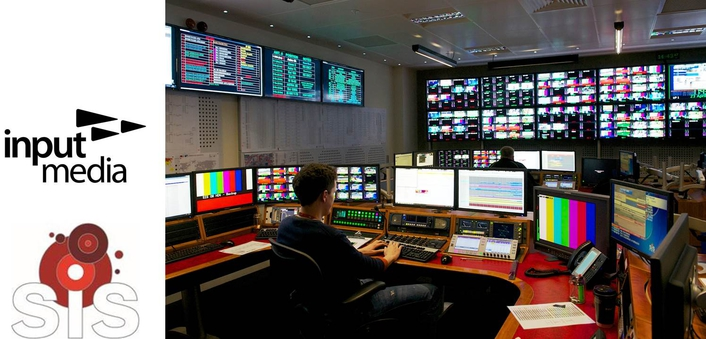 SIS LIVE provides critical connectivity for Input Media
