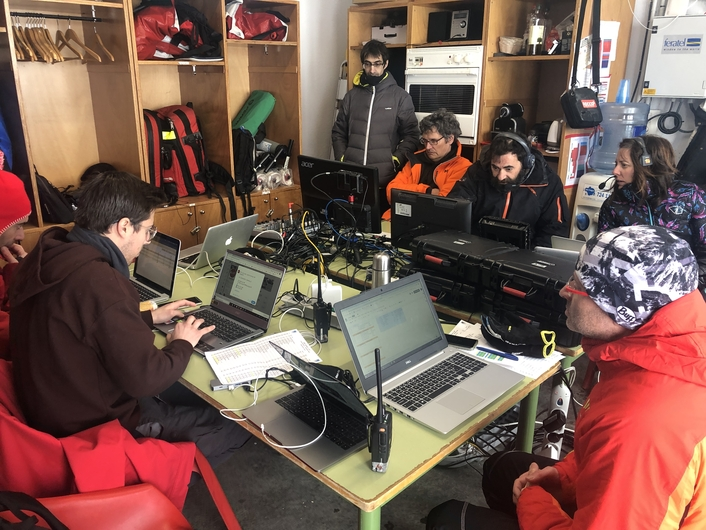 Comapedrosa Andorra 2020 Reaches Skimo Fans Worldwide Courtesy of Imaginaris and AJA Streaming Solutions