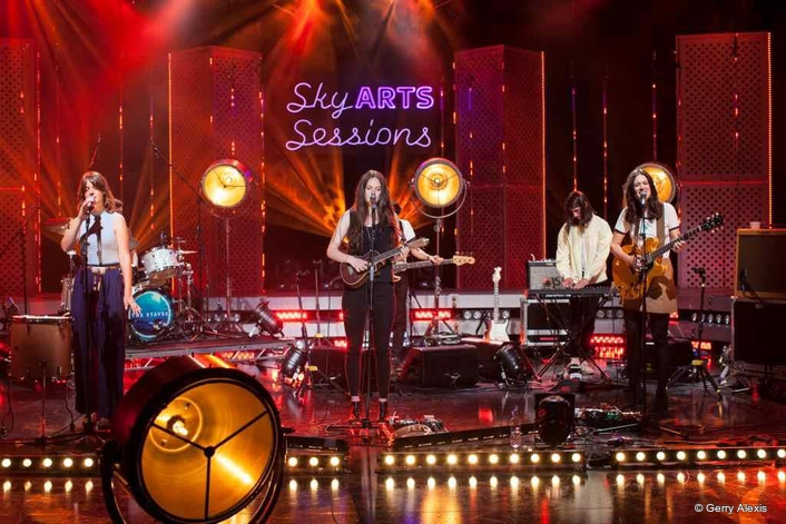 Clay Paky delivers 'maximum versatility' on Sky Arts Sessions
