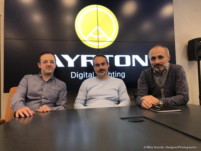 Ayrton appoints Sky Corporation doo as exclusive distributor for Serbia