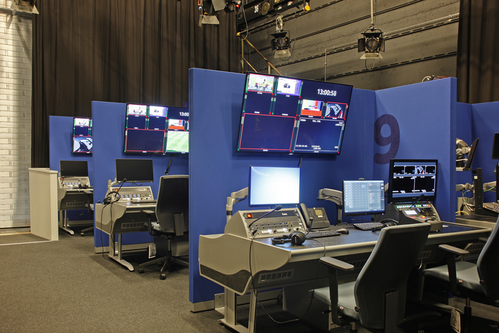 New era of live sports production at Sky Sport HQ: Qvest Media hands over technical infrastructure to Sky Deutschland