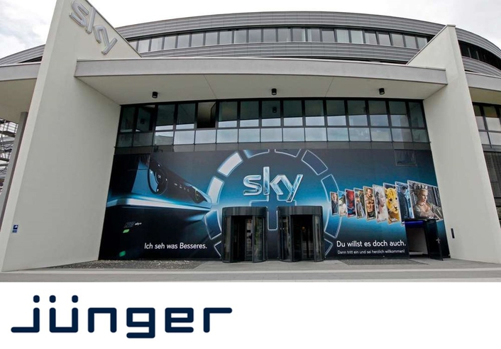 Sky Deutschland New Cube Will Benefit From Jünger Audio's Smart Audio Experience